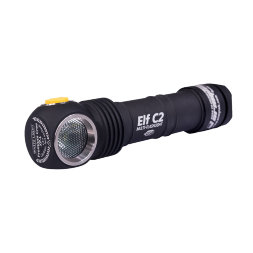 Фонарь Armytek Elf C2 XP-L Micro-USB + 18650 Li-Ion, тёплый свет