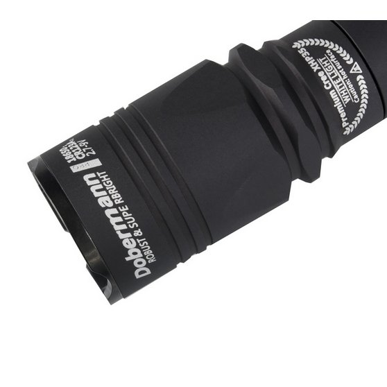 Фонарь Armytek Dobermann Pro XHP35 High Intensity, холодный свет 14925