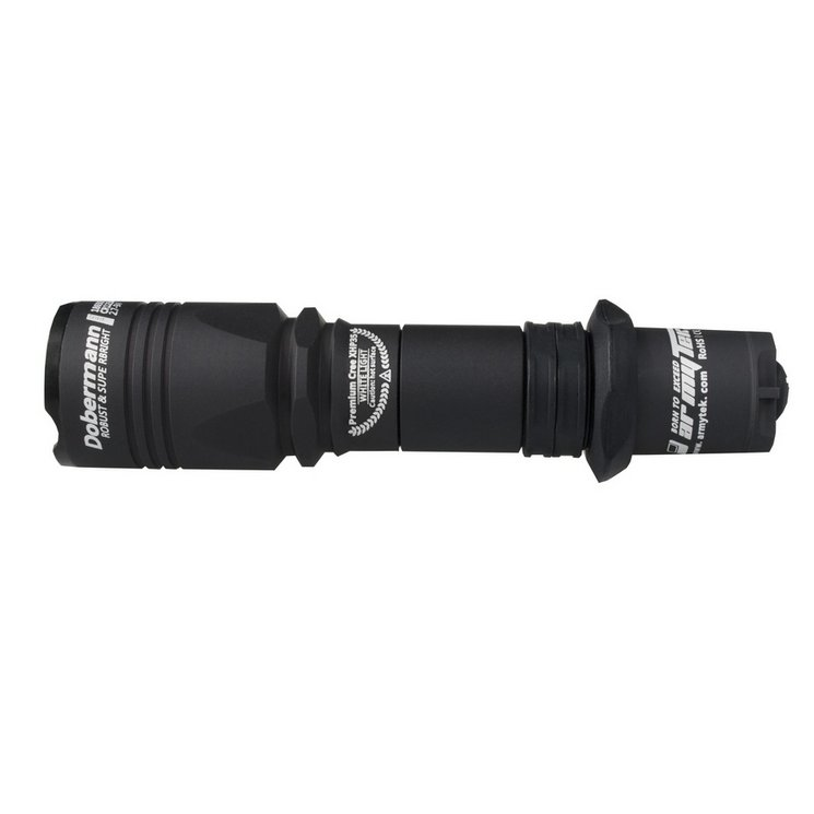 Фонарь Armytek Dobermann Pro XHP35 High Intensity, тёплый свет 14933