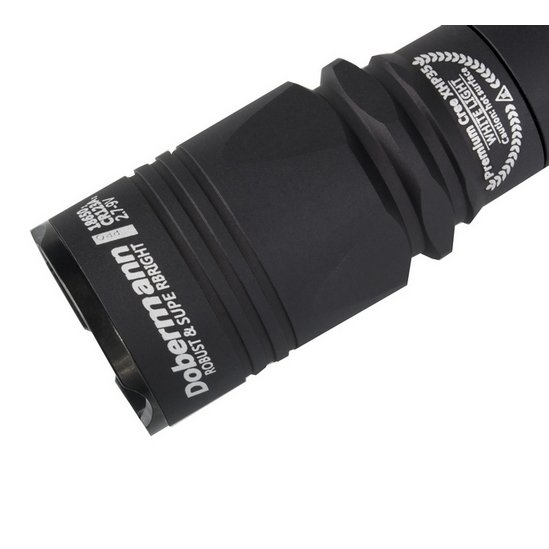 Фонарь Armytek Dobermann Pro XHP35 High Intensity, тёплый свет 14934