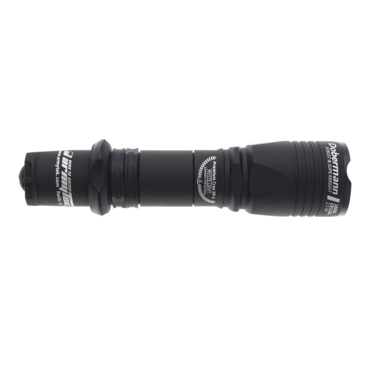 Фонарь Armytek Dobermann Pro XP-L High Intensity, тёплый свет 14942