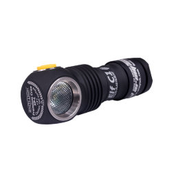 Фонарь Armytek Elf C1 XP-L Micro-USB (Warm) + 18350 Li-Ion, тёплый свет